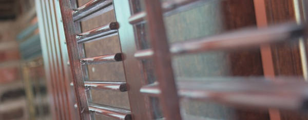 window shutter details