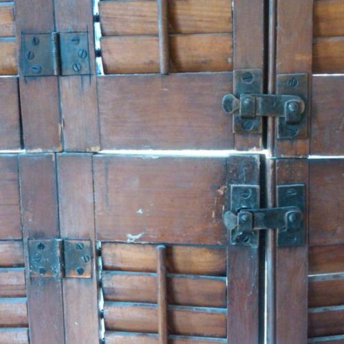 latches for shutters