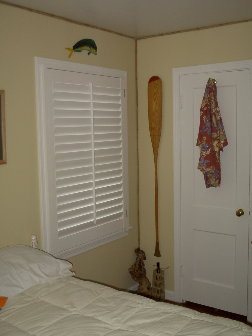 Insulate with Interior Shutters
