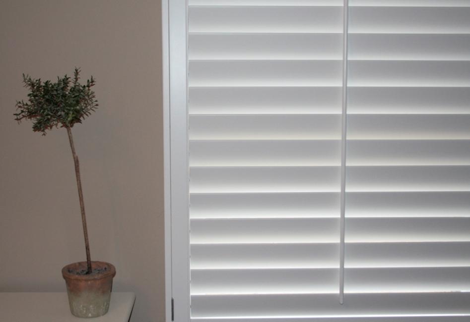 interior custom shutters